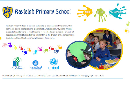 Rayleigh Primary School